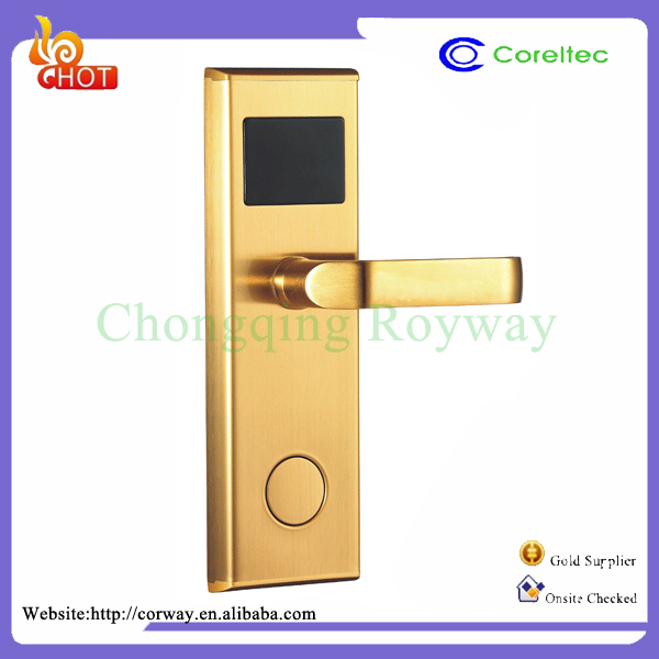 Mechanical Latch Install Electric Lock Number Lock