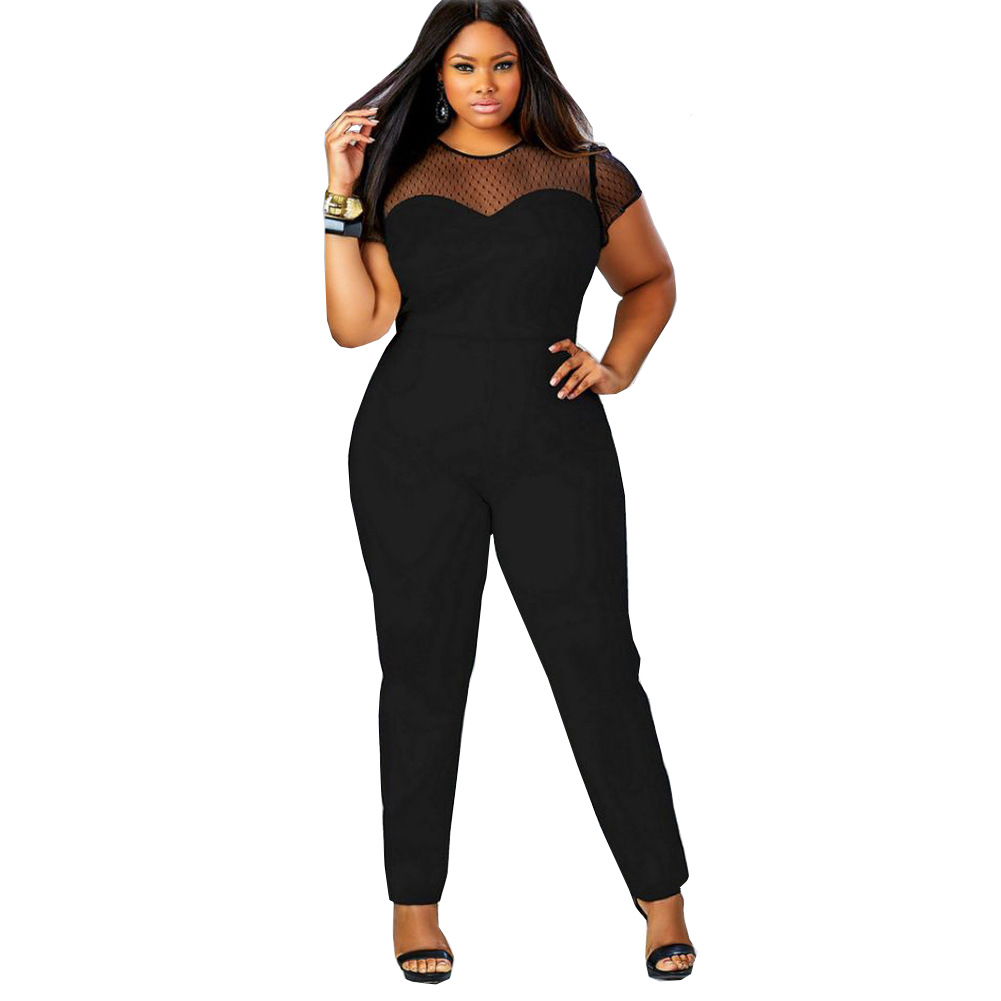 Summer Fashionable Women's Plus Size Clothing