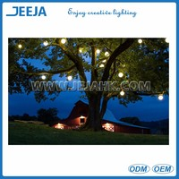 Wholesales Good quality Outdoor Christmas Decoration 8cm Size Remote Controlled LED Ball light