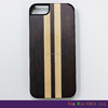 Hot saling DIY Hand carved wood phone case painting wood case for iPhone