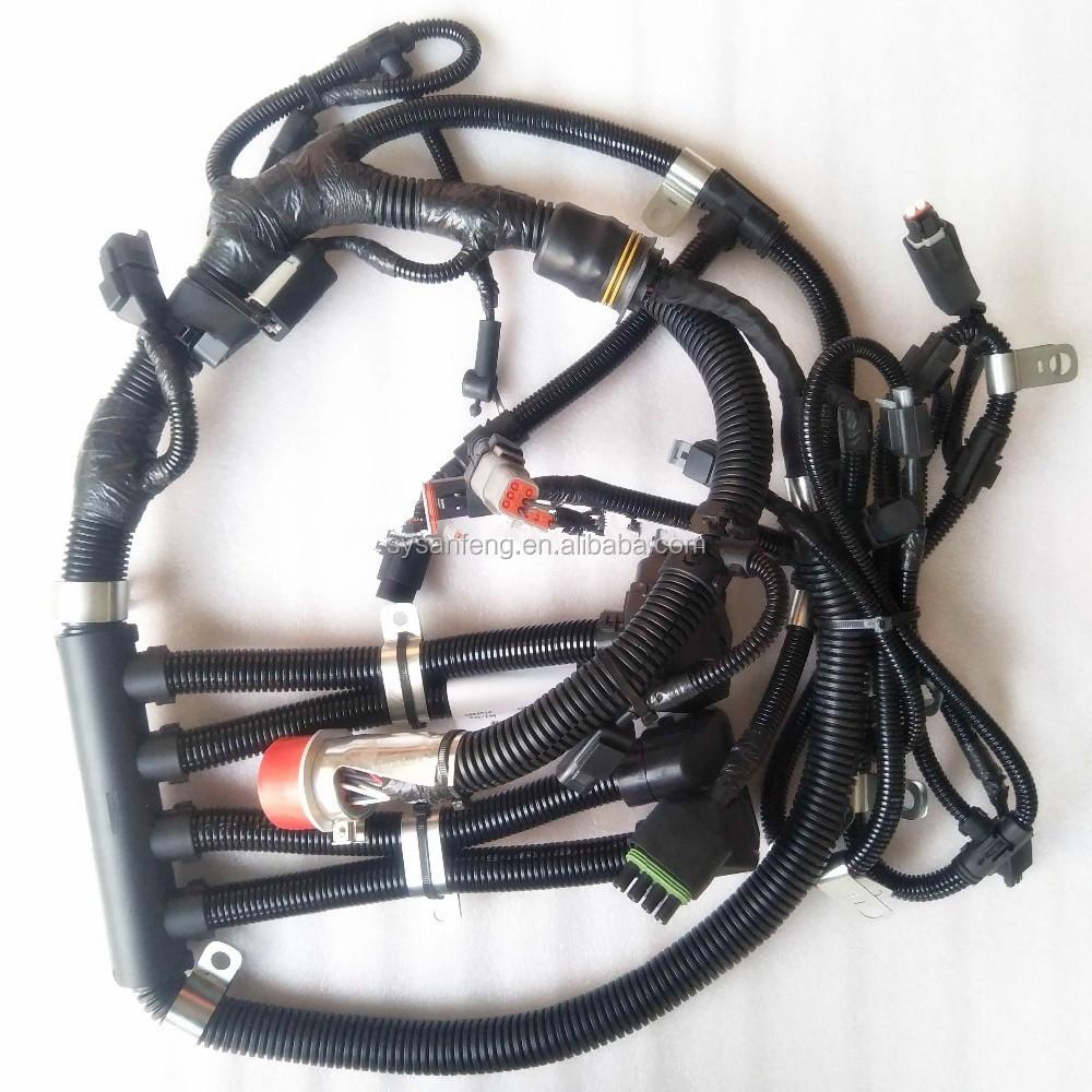 Original Diesel Engine Spare Parts Ism Qsm11 Ecm Wiring