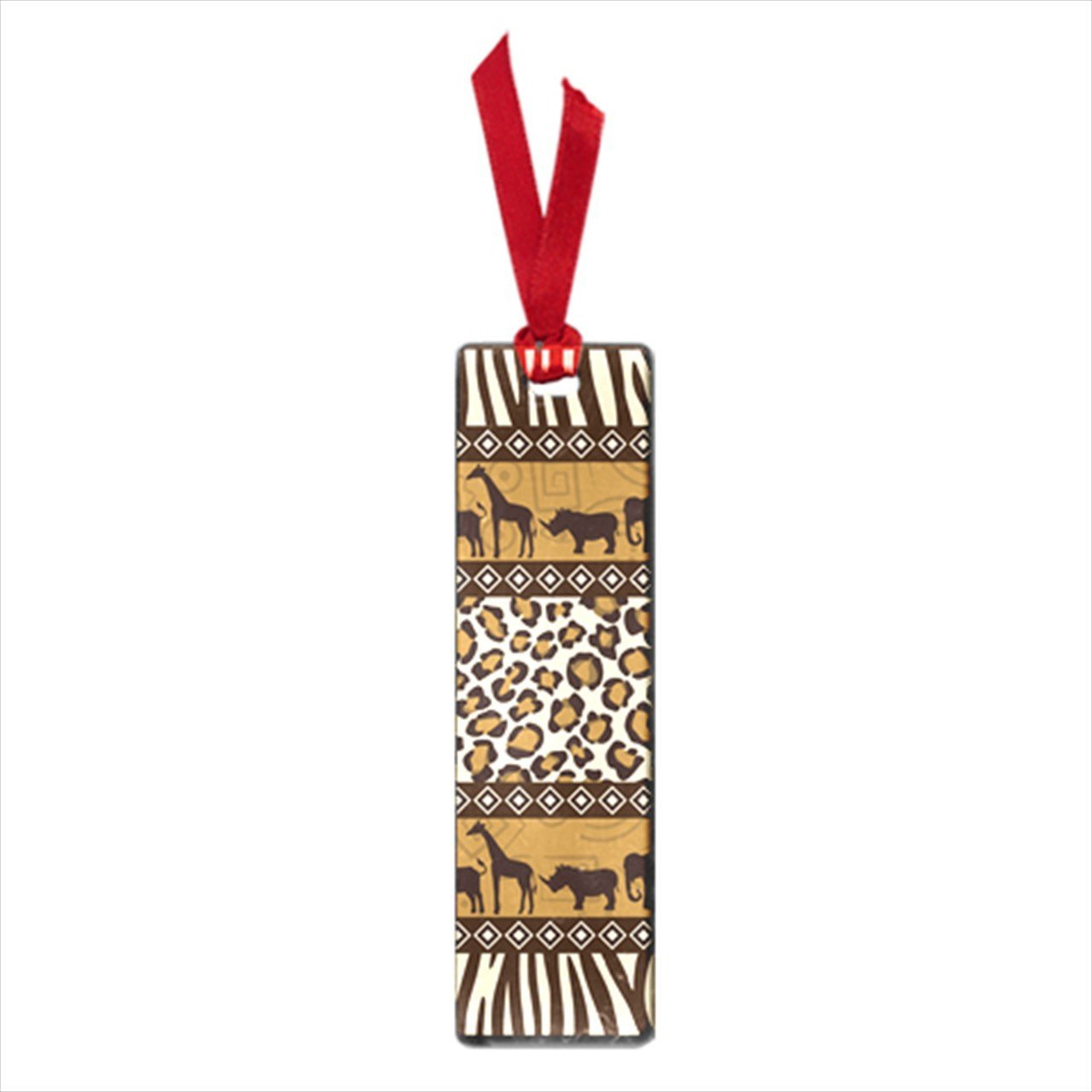 Trending African Animal Skin Patterns Small Cute Book Mark
