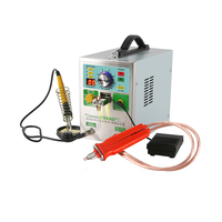Factory direct sale S709AD+ 110V 220V Mini Portable Spot Welder for Pack Lithium Battery Welding