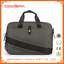 hot sale leather specification businesss laptop bag