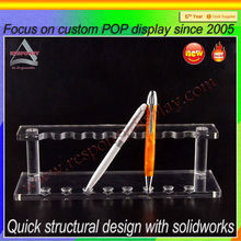 promotional pens display cases acrylic holder stand