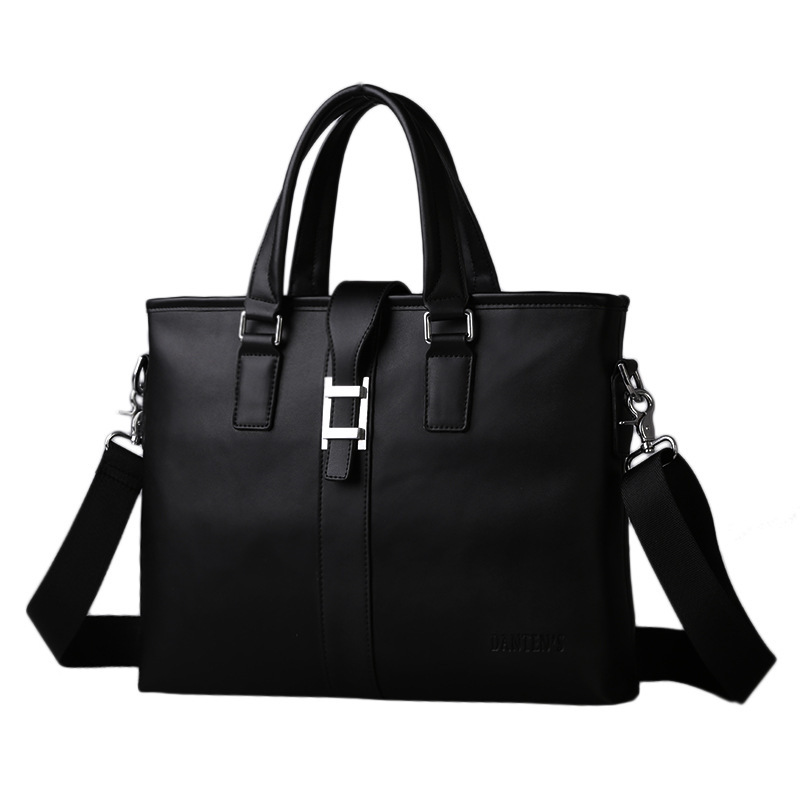 Get Quotations Free Shipping Men S Leather Business Bag 14 Inch Laptop Manufacturers Whole Man