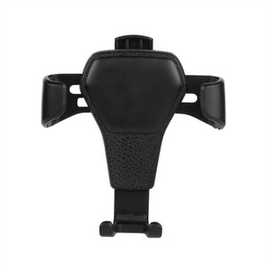 Hand Free Custom Logo Gravity Air Vent Stand Holder For Cell In Car Phone Mount