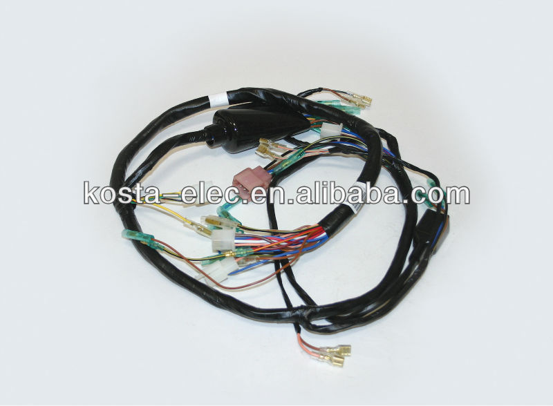 TRAILER TOW WIRING HARNESS 2007-2014 JEEP WRANGLER BRAND NEW!