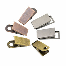 Specialist ID Metal Badge Clip,Iron Bulldog Clip With Best Quality