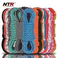 Quality colorful high strength braided nylon rope tag line accessory cord