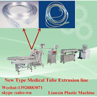 2016 blood dialysis tube extrusion machine