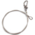 For Sale Stainless Steel Scaffolding Wire Rope Lifting Slings Cable with End fitting Both Sides Loop-Carabiner