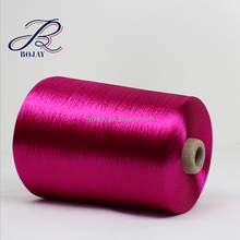 100% Dyed Viscose Rayon Filament Yarn 120D/30F from China Factory for machine knitting