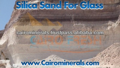 Egypt Silica Sand for Glass, When Quality Comes First