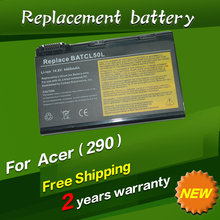 Laptop Battery For Acer Aspire 9010 9100 9140LM 9500 TravelMate 2350 2353 2353LC 2353LM 2354 2354LC 2354LM 2355LC 2355LM 2355XM