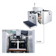 hand press platen cardboard small box carton machine digital die cutter manual mk520 for sale