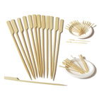 High quality bamboo teppo skewer for meat machine