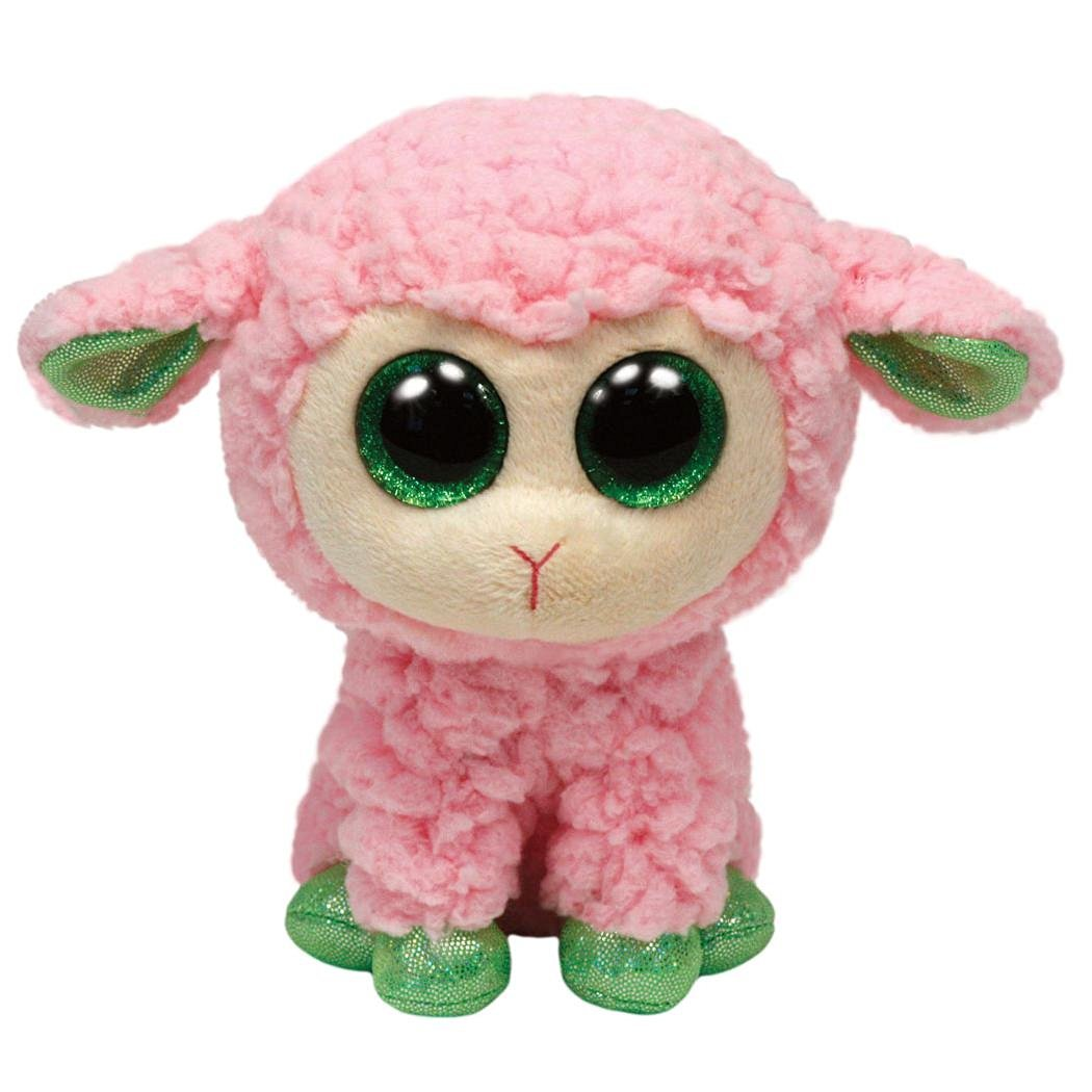 740af9401c8 Get Quotations · Ty Beanie Boos Babs - Lamb