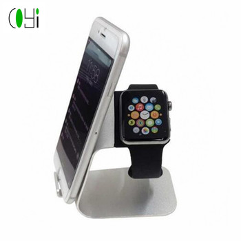 wedding anniversary small gift items corporate gift set phone holder smart watch stand
