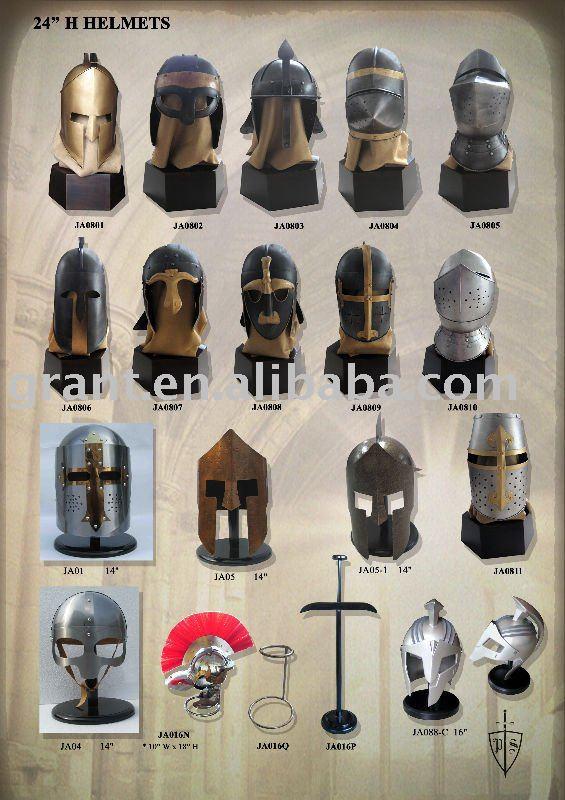 china antique knights helmet wholesale alibaba
