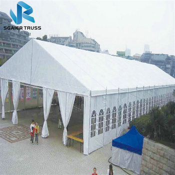 Romantic marquee clear big party conference tent For Anual Conference