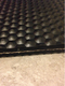 Anti-slip Rolled Alley Mats/Black Cubicle Cow stall mat Cow Comfort matting