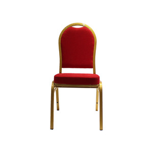 2018 Hot selling metal stacking used hotel dining banquet chair for sale