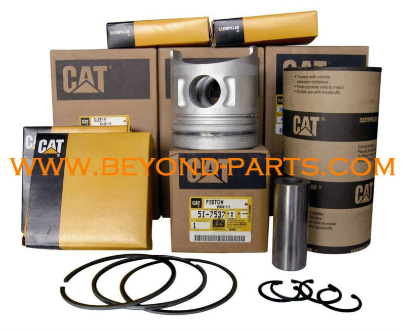 Construction machinery engine parts for excavator