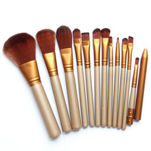 12pcs/set NK3 Power brush makeup brushes set beauty eye face tool Professional make up brushes