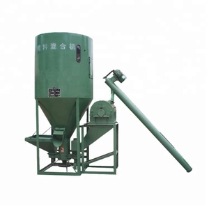 Small Animal Feed Mill Mixer Machine In Kenya