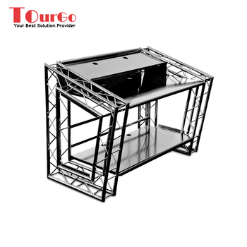Dj Booth For Sale >> Tourgo Portable Fashionable Opening Ceremony Aluminum Dj Booth Truss On Sale Buy Aluminum Dj Booth Dj Booth Dj Booth Truss Product On Alibaba Com