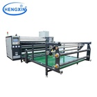 Dongguan Polyester Curtains Roll To Roll Dye Sublimation Roll Heat Press Machine