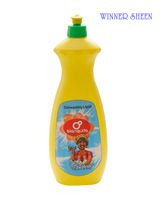 2014 strong cleaning power dishwashing liquid
