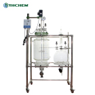 YHCHEM new product vacuum nutsche filter reactor crystallization equipment