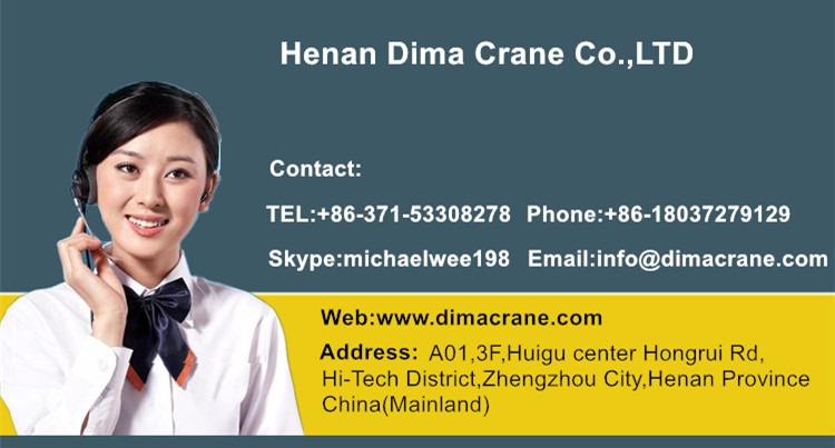 LD single girder overhead crane EOT bridge crane with wireless remote control from changyuan crane home town