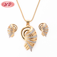 Beautiful Designed Earrings And Necklace Wholesale Dubai Gold Jewellery Designs Photos