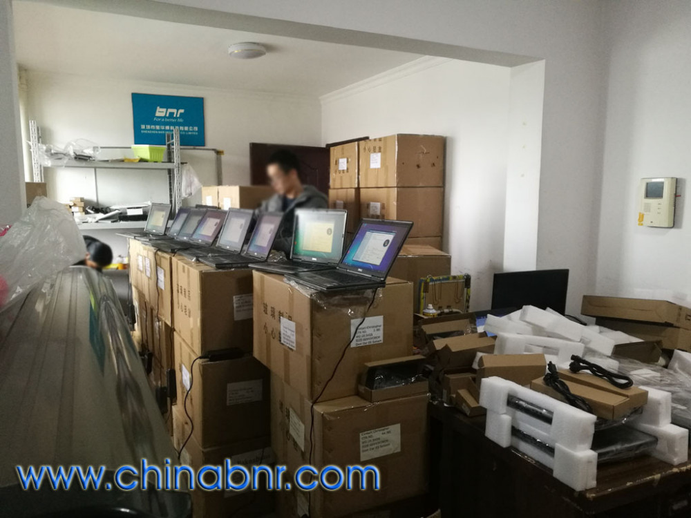 Wholesale intel i5 i7 used laptop and cheap computer from really original famous brand with DVD ROM and webcam cover
