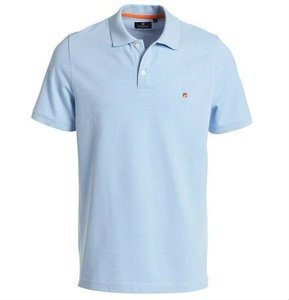 Spring 100% Cotton PK Mens Polo Shirt
