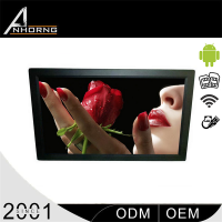 full color general touch open frame touch screen monitor advertising player