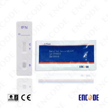 Fertility Test Fetal Fibronectin Ffn Diagnostic Rapid Test ...