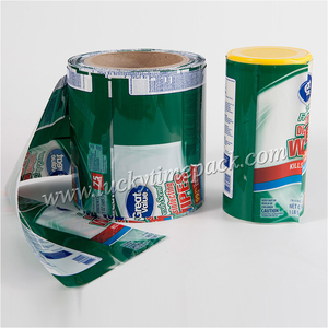 Custom printed disposable pvc shrink sleeve label