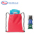 Hot Sale School Kids Drawstring Backpack Non Woven Drawstring Bag