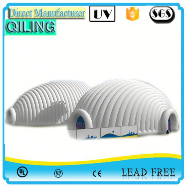 best brand OEM outdoor inflatable igloo dom