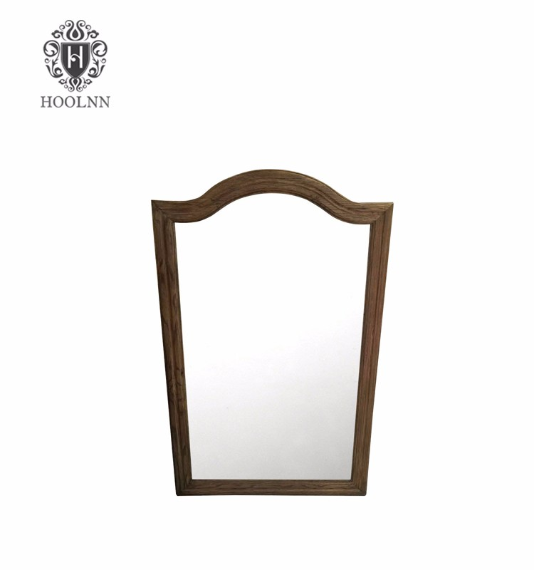 French Oval Hand Carved Mirror Frames