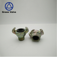 Green Valve Universal air coupling European type,Air hose coupling,Compressor claw couplings 1/2""