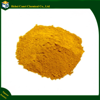 Iron oxide yellow pigment/decorative concrete color