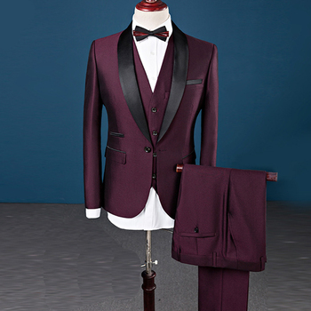 Wholesale Shawl Lapel Mens Evening Suits Buy Shawl Collar Suits