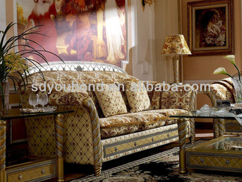 0016 Italian Design Wooden High Quality Furniture Classic Sofa,classic  Sofa/contemporary Furniture