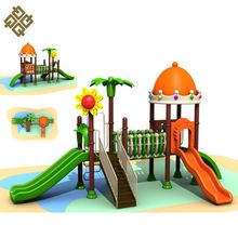 Most popular various colors nature forest outdoor children playground equipment