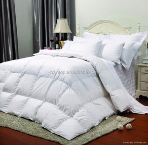 2018 Hot Sale Luxury Goose Down Duvet Alternative Comforter